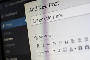 Illustration de comment ajouter un article sur WordPress